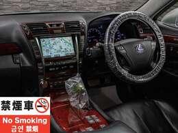 内装はタバコの焦げ穴、タバコ臭、ペット臭、芳香剤臭などなく、快適にお乗り頂けます。