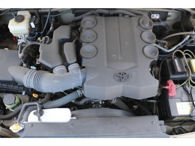 V6・4000ccの1GRエンジン!パワフルな走りが特徴です!