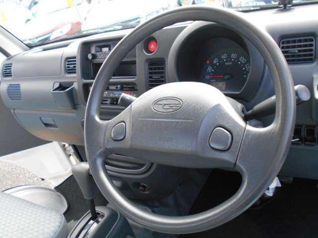 もしもの時の安全装備も充実!!運転席エアバック&安全ボディー付きで万が一の時も安心です!!盗難やイタズラが気になる方は当社にてセキュリティーをお付けすることも可能ですよ!!!