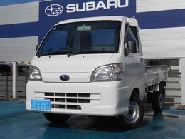 スバル サンバートラック 660 TB 三方開 オートマ エアコン パワステ ETC 1年保証付