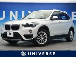 BMW X1 xドライブ 18d 4WD 前席パワーシート