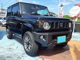スズキ ジムニー 660 XC 4WD 軽自動車
