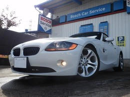 BMW Z4 ロードスター2.5i 禁煙43000キロ