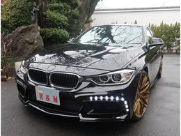 BMW 3シリーズ 320i ラグジュアリー ENERGY MOTER SPORTフルキット 20AW 禁煙