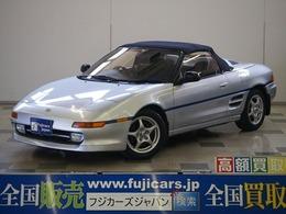 トヨタ MRスパイダー 2.0 5ZIGENマフラー オープンカー ETC