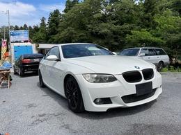 BMW 3シリーズクーペ 320i Mスポーツパッケージ アーキュレーマフラー ブラックアウト