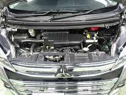 納車前には弊社サービス工場で点検・整備を実施します。全車三菱認定保証、最寄りの三菱ディーラーで無料1か月点検を受けられますので安心です。※詳細は店舗までお問合せください。