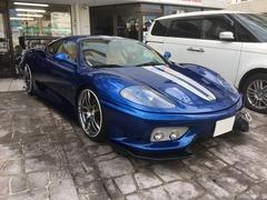 フェラーリ 360モデナ の中古車 F1 東京都杉並区 699.0万円
