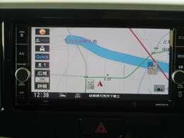 通信ユニット内蔵の日産純正メモリーナビ(MM319D-W)装備、音声対話検索やスマホアプリと連動などに対応した高機能ナビ。高精細液晶による高画質、多彩なメディア再生に加え、初回車検まで3回地図更新が無料です。