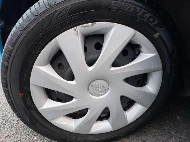 タイヤもヒビ等ありません!!