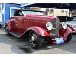 フォード ロードスター モデルB型 シボレー350 3連キャブ/AT