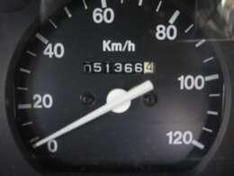 走行51500km
