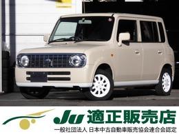 スズキ アルトラパン 660 L 4WD エンスタ 純正AW シートヒーター