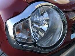 ヘッドライトの状態☆ 左右とも、くすみもなくキレイな状態です♪中古車選びの重要なポイントです♪ 【無料電話】0066-9757-206896 【みんくるLINE ID】07020337089で検索♪