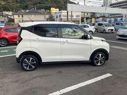 三菱自動車の10年10万km特別保証対象車です。
