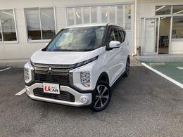 三菱 eKクロス 660 T 4WD 新車保証継承+中古車保証