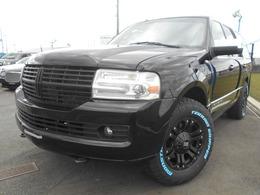 リンカーン ナビゲーター 5.4 4WD アルティメイト 新品18インチ 新品タイヤ
