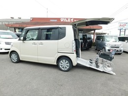 ホンダ N-BOX+ 660 G Lパッケージ 車いす仕様車 スローパー Bカメラ ウインチ 福祉車両