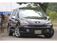 プジョー 207SW の中古車 GTi 兵庫県神戸市西区 49.9万円