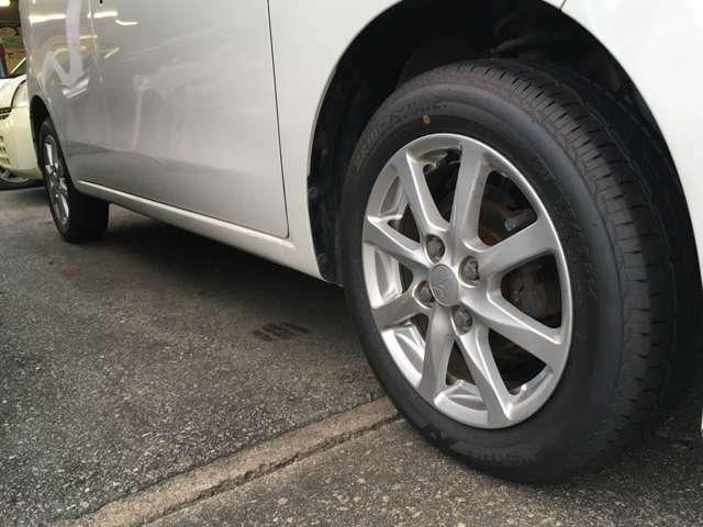 タイヤ4本新品になります!