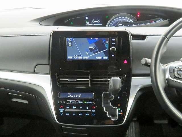 ■純正SDナビ/フルセグTV/バックモニター/CD/DVD再生可/SD/Bluetooth/前席左右席・後席独立温度調整機能付フルオートエアコン/インパネシフト!