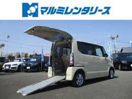 ホンダ N-BOX+ 660 G 車いす仕様車 4WD スローパー リモコン付 純正ナビ