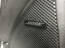 高級オプションBOSEサウンド付!長時間ドライブも高音質のBGMで、楽しく、快適☆
