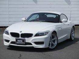 BMW Z4 sドライブ 23i Mスポーツパッケージ 禁煙車 HDDナビ地デジTV レッドレザー 18AW