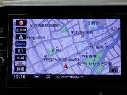 フルセグTV☆DVD再生☆録音機能搭載☆9インチ純正メモリーナビで知らない街もスムーズに行くことが出来ます。