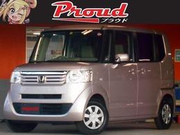 ホンダ N-BOX 660 G /走行6万k台/エコアイドル/ETC/Pスタート