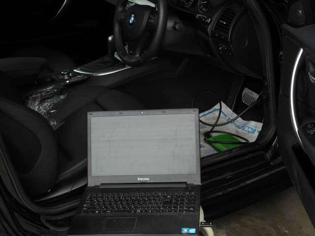 BOSCH車両診断機にてコンピューター診断テスト済みです。