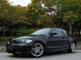 BMW 1シリーズクーペ 135i ワンオーナー・アーキュレーチタンマフラー