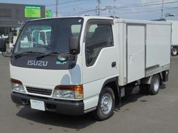 いすゞ エルフ 3.1ディーゼル 1.5t冷蔵冷凍車