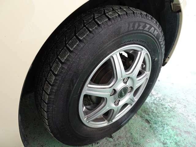 タイヤはこんな感じです★
