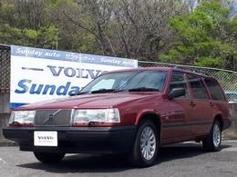 ボルボ 940エステート タック 98年最終モデル ディーラー車 サンルーフ