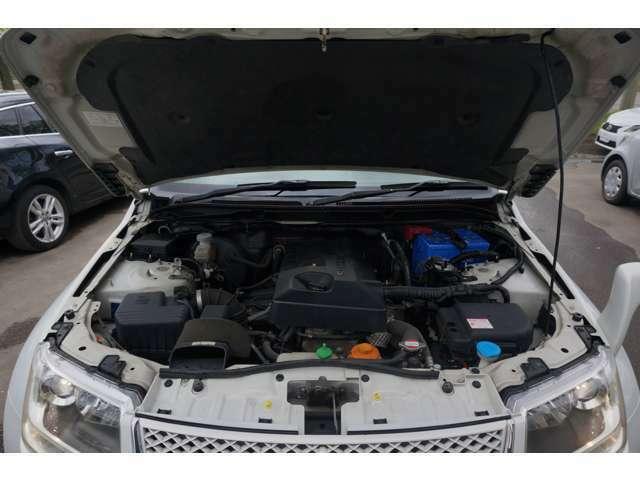2000ccの調子の良いエンジンです!もちろん安心の無料保証・整備付きです!