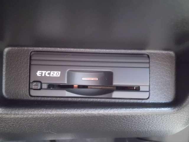 高速道路の必需品ETC搭載