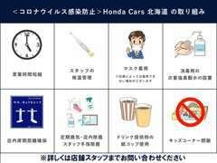 感染予防のために当社として取り組んでいる内容は以下の通りです。手指の消毒、マスク着用へのご協力を宜しくお願いいたします