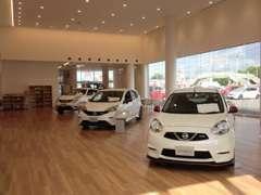 日産自動車が認めた「クオリティショップ」です!お客様に「安心・信頼・満足」のサービスをお届けします。