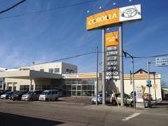 当店の在庫だけでなく、カローラ札幌全店の在庫からお探しいただけます。