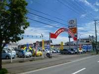 トヨタカローラ函館(株) 富岡U-Carセンター