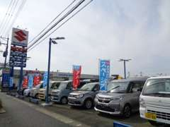 ☆新車販売もしています☆  新型ハスラー展示車 試乗車もご用意してます!!!