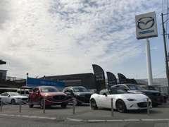 最寄の九州マツダでお車をご確認・ご購入可能!なおご契約は九州マツダにメンテ来店可能な距離のお客様とさせて頂いております