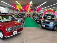 新さっぽろ店在庫車は約100台!他店から無料でお取り寄せできますので約1100台からお選びいただけます!