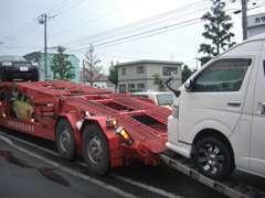 全国どこでも納車OK☆陸送費用はお得なキャンペーンを実施しています!お気軽にご相談ください!