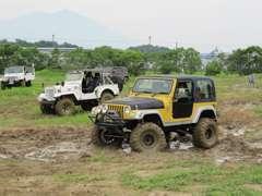 ☆イベント☆「マウンテンクルーズ」を開催 Jeepの本来持っている能力を体感することが出来ます 是非一度ご参加ください
