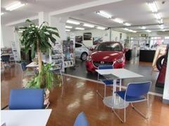 人気の新車を中心に、展示車も取り揃えております。