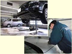 【サービス工場完備で購入後も商品も安心】アフターサービスや保証修理もお任せください。また、1台1台丁寧に商品化しています。