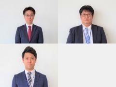 左からセンター長:松本 カーライフアドバイザー:鳴海 笹井でございます。皆様のご来店をスタッフ一同お待ちしております♪