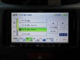 お出かけ時に欠かせないナビは流行りのメモリーナビ!CD・DVD再生機能やBTオーディオ・SD再生と有能なナビです!